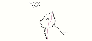 Snowtuft Headshot by JayThePheonix
