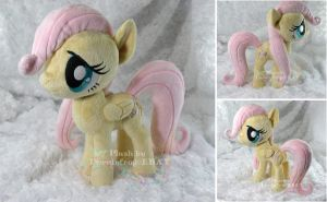 Fluttershy filly by hystree
