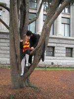 Harry Potter: Only us by SoftBells