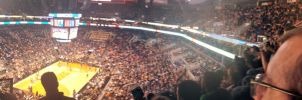 US Airways Center Panorama by BigMac1212