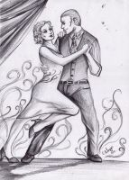 Hannibal twitter requests - Hannibal and Bedelia by FuriarossaAndMimma