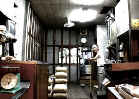 Japanese shop II by m-o-r-t