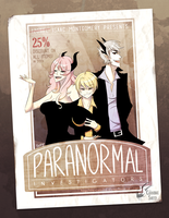 The extraordinary Paranormal Investigator by The-cannibal-sheep
