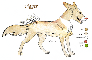 Digger by J-Dove