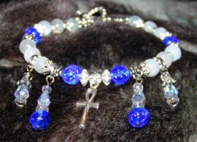 Blue Nile bracelet by redLillith