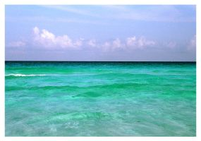 The water of cancun by joex37
