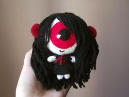 Ruby cyclopette by AnneKo