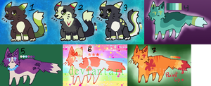 .:OPEN:. UNSOLD ADOPTS, 25 POINTS EACH (REDUCED) by SKlTTY