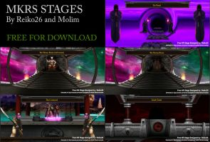 MK Real of Souls MUGEN Stages (By Reiko) by sannamy