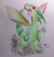 Flygon by ho-ohgia