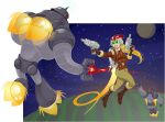 When Space-Nazi Robots Attack by Timbone