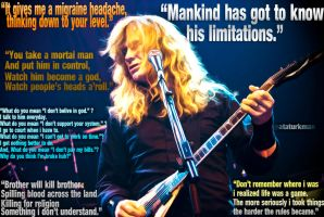Dave Mustaine QUOTES by ataturkman