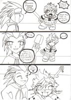 How Axel really beat Roxas.... by UzumakiAya