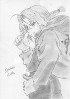 Edward Elric by Sakura5192