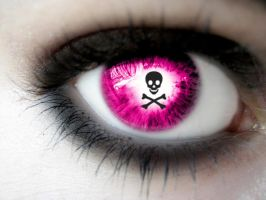 Poisonous Pink by PhotoshopStop