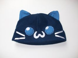 Kitty Hat by sarahmariem