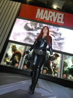 Avengers: Black Widow Files by AlexiaDeath10