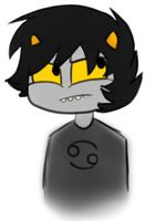 Karkat by inkquts