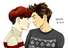 sweater kaisoo by yukyura