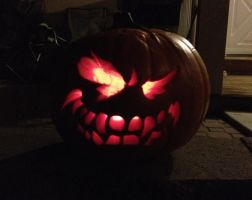 Pumpkin 2 by Athey
