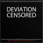 Say No to SOPA and PIPA by Scythes4Hands