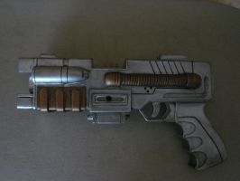 Fallout Plasma Defender Glock 96 by haylents