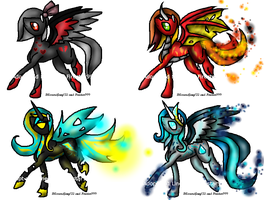MLP Adopts (Name Your Price!) (CLOSED) by Firestar999