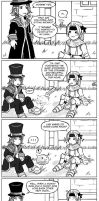 RO Comic : Origins of Mob Kind by Artoki