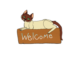 welcome by sealkisses