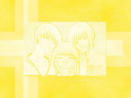 Fruits Basket wallpaper by Hitomi2009