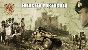 wallpaper exercito Portugues by lool705
