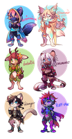 [CLOSED] RPG Kemono Collab!! by crowlets