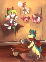 March Task Collab by phlavours