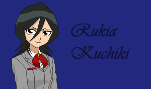 Request: Rukia by kisameluver294