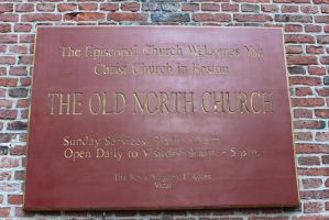 The Old North Church by Hjoranna