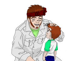 Jack and Jackson by cmr-1990