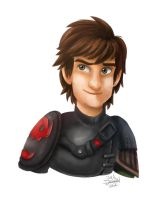 Stubble-y Hiccup is Stubble-y by Spectrumelf