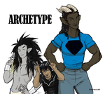 Archetypes by ZarathePirate