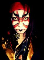 Kabuki Make Up BY The SC Cosplay by theSCcosplay