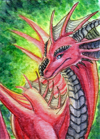 Thalathis ACEO by Tharalin