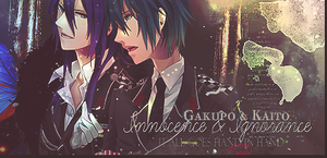Gakupo and Kaito -Old Things by Neo-Ciel