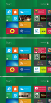 CAD touches the future Windows8 by PeterRollar