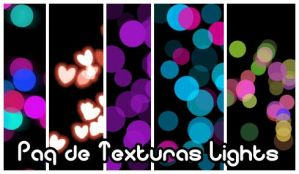 Texturas Lights by DulceZavala