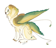 Owl griff Character [Auction] CLOSED by Endber