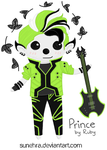 Ourworld - Seductive Prince by Sunehra