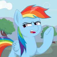 Rainbowdash can't even by CorsairsEdge