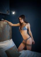 Lily08 Lingerie by EngagingPortraits