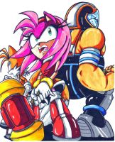amy,rotor,and tails CL by trunks24