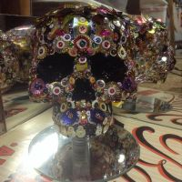 Sequin Skull by Boxyqueens
