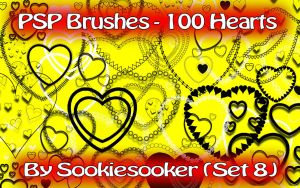 Free PSP Brushes 8 by Sookie by sookiesooker